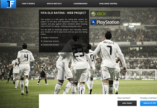 The Fifa Project